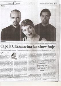 Capela Ultramarina em 2000 3