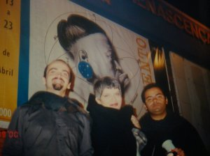 Capela Ultramarina em 2000 foto 04